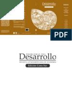 16.Problemas del Desarrollo. Revista Latinoamericana de Economía N°7.