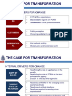 The Case for Transformation