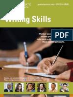 Writing Capabilities Brochure