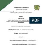 Reporte Práctica 4 Efecto Carbacol Y Atropina