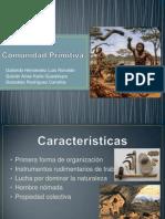Comunidad Primitiva2