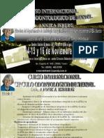 Curso Dra. Annika Isberg