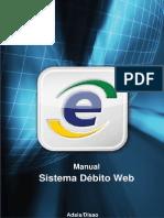 Tutorial Sistema Débito Web _Versão 3.8.2012