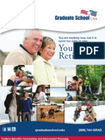 Retirement and Benefits Planning Curriculum Brochure