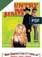 Country Jam 2009