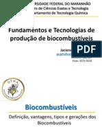 AULA 02 - Biocombustível