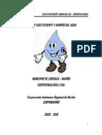 Plan de Uso Eficiente y Ahorro Del Agua