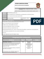Plan y Programa de Evaluacion II Bloque Estatal