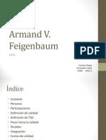 Calidad Feingenbaum