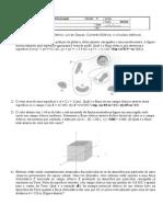 Lista 3 Lei Gauss Potencial Corrente