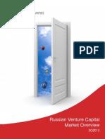 Russian Venture Capital Market Report 2Q2013
