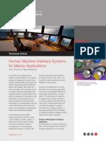 EAO Tech Article - Marine Applications 011911