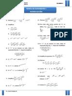 2-Teoría de exponentes 1