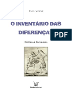 18111684 Paul Veyne O Inventario Das Diferencas
