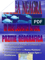 Presentation Marea Neagra