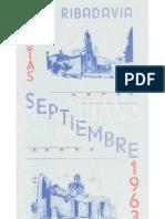 Fiestas Del Portal Ribadavia 1963