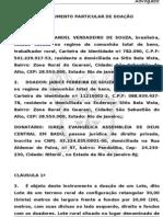 AÇÃO DE INDENIZAÇÃO IGREJA EVANGELICA ASSEMBLEIA DE DEUS CENTRAL EM BADU