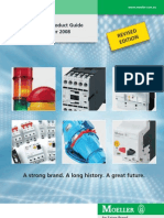 Moeller Australia 2008 Industrial Trade Product Guide