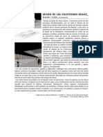 Programa viaje arquitectura contemporánea Madrid