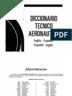 Diccionario Técnico Aeronáutico