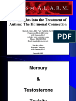 New Insights into the Treatment of Autism