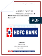30849414 HDFC Bank Summer Project