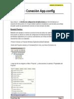Cadena De Conexión App.config en Visual Basic.Net