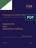 FEUM Dispositivos Medicos 2011