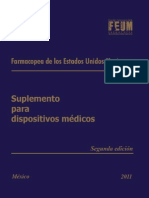 FEUM Dispositivos Medicos 2011