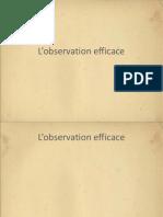 01 Observation Effi c Ace