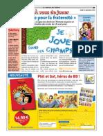 Phil Et Sof dans Le Journal des enfants