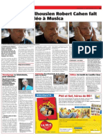 PHIL ET SOF dans Le Journal L'Alsace