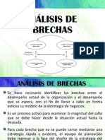 analisis brechas