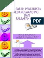 FALSAFAH PENDIDIKAN KEBANGSAAN