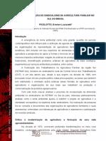 Everton - Ambientalização do sindicalismo da agricultura familiar no Sul do Br