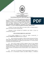 Jurisprudencia Emery Mata Millán