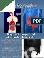 Aparat Digestiv- radiografii