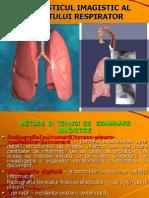 Diagnosticul Imagistic Al Aparatului Respirator