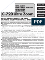 C-720UZ Digital Camera Basic Manual