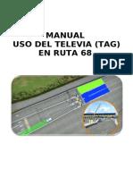 Manual de Uso Ruta68