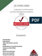 ISO 27001 Kreetane Baungally