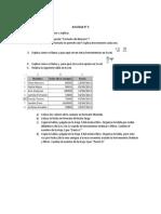 Actividad N4 de Sexto Sobre Excel IV P