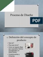 Proceso de Diseño-evolucion