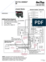 Ovation HondaPortable5300028A 5300017F