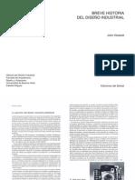 Breve Historia del Diseño Industrial - Heskett