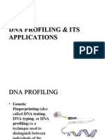 Dna Profiling Part 1