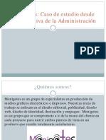Administración y gestión