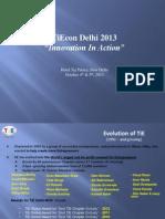 TiEcon Delhi 2013