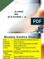 Pel 19 Saidina Omar Bin Al Khatab Pentadbir Yang Ulung