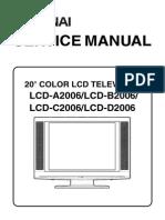 LCD-A2006_B2006_C2006_D2006(L4620EA_21BB_22FC_23RD_Service_Manual
